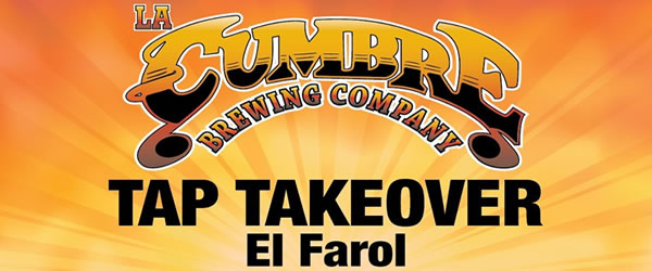 Tap Takeover at El Farol