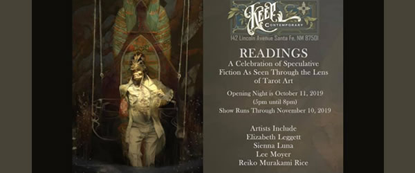 Readings at Keep Gallery