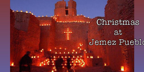 Christmas as Jémez Pueblo