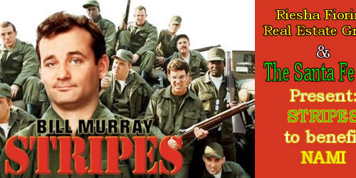 Screening of STRIPES for Veterans Day