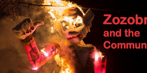 Zozobra and the Community