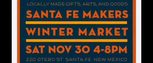 Santa Fe Makers Winter Market