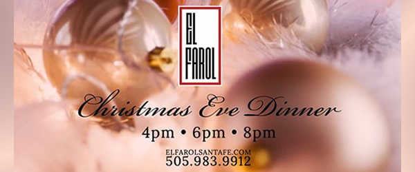Christmas Eve at El Farol
