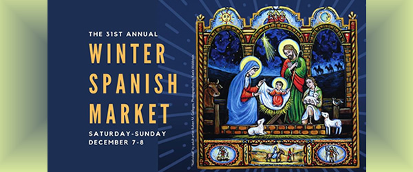 Winter Spanish Market