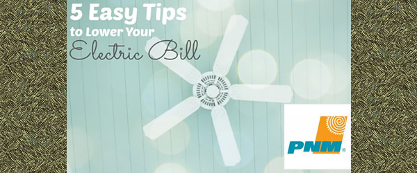 5 Tips to Keeping Your Electric Bill Low