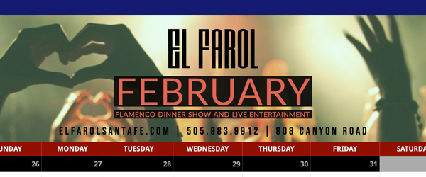February Love at El Farol