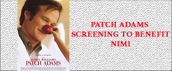 Patch Adams Screening for NAMI