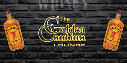 February at Golden Cantina