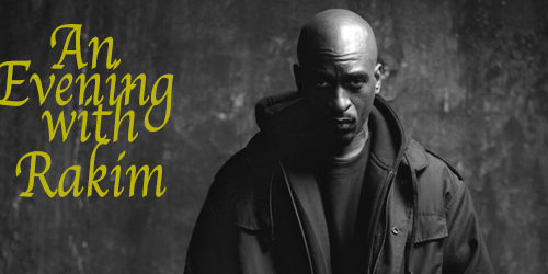 An Evening with Rakim