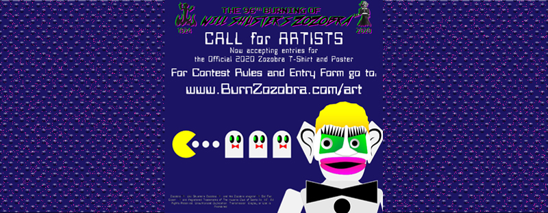 Zozobra Artist Wanted