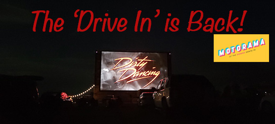 The 'DRIVE IN' is BACK!