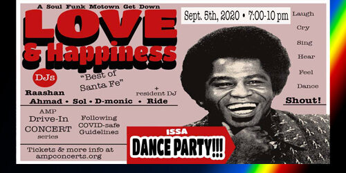Love & Happiness Distance Dance Party