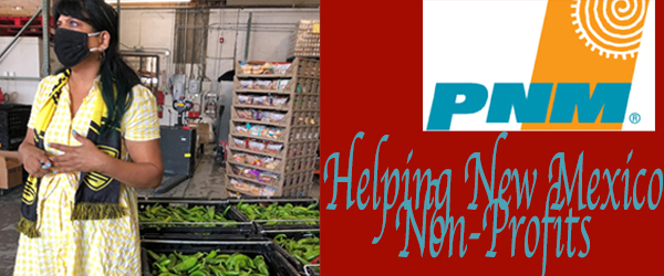 PNM Helps NM Non-Profits